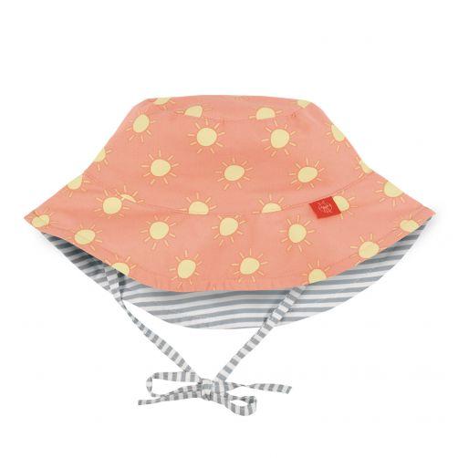 Lässig---UV-Bucket-Hut-für-Kinder---Sun---Apricot