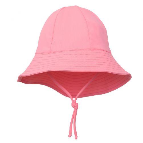 Petit-Crabe---UV-Sonnenhut-Für-Kinder---Pink