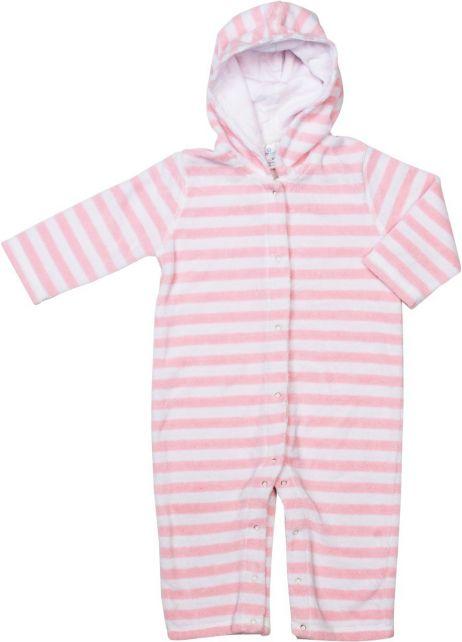 Snapper-Rock---Einteiler-für-Baby-und-Kind---rosa-gestreift