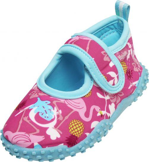 Playshoes---UV-Badeschuhe-für-Kinder---Flamingo---Pink