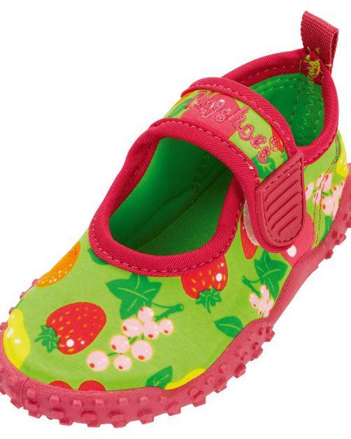 Playshoes---UV-Badeschuhe-für-Kinder---Früchte