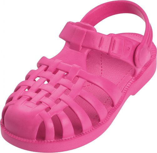 Playshoes---Badeschuhe-für-Kinder---Strandsandalen---Pink