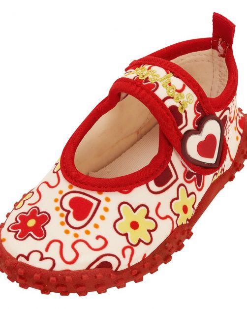 Playshoes---UV-Badeschuhe-für-Kinder---Herzen