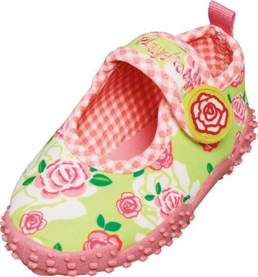 Playshoes---UV-Badeschuhe-für-Kinder---Rosen