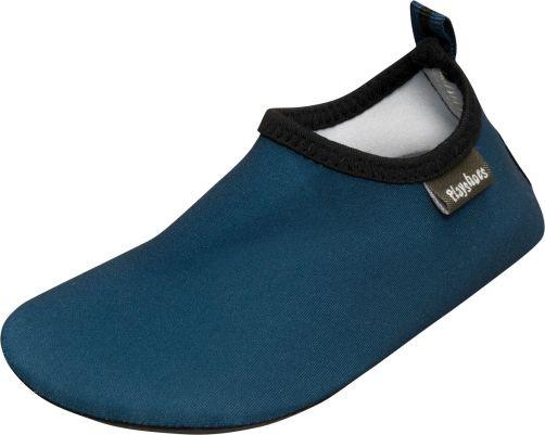 Playshoes---UV-Badeschuhe-für-Kinder---Marineblau