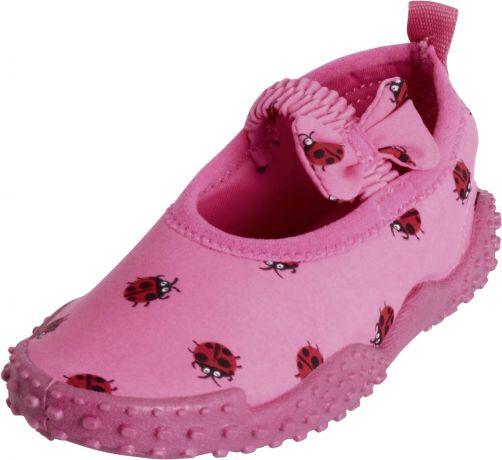 Playshoes---UV-Badeschuhe-für-Kinder---Marienkäfer