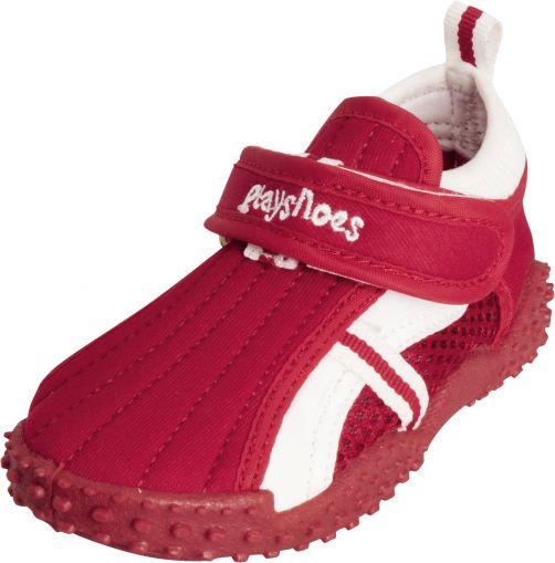 Playshoes---UV-Badeschuhe-für-Kinder---Rot