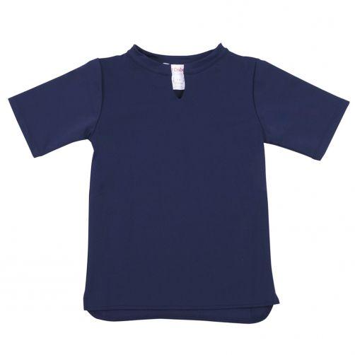 Petit-Crabe---UV-Shirt-Kurzärmlig---Stern---Dunkelblau