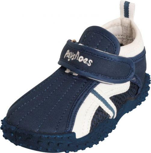 Playshoes---UV-Badeschuhe-für-Kinder---Blau