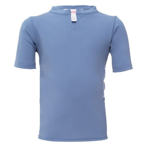 Petit-Crabe---UV-Shirt-Kurzärmlig---Indianer---Hellblau
