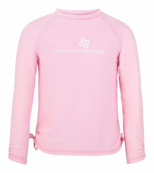 Snapper-Rock---UV-Langarm-Shirt-für-Mädchen-rosa