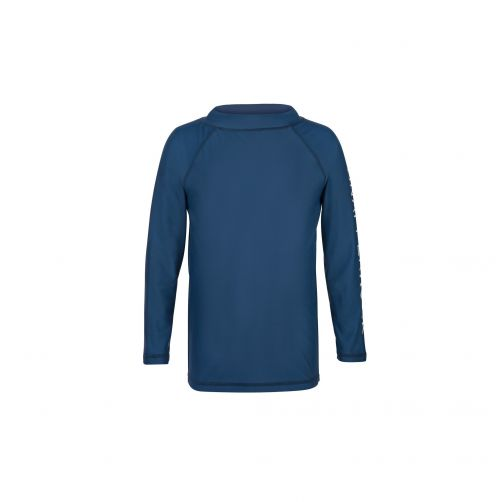 Snapper-Rock---UPF50+-Langarm--Shirt-denim-blau-