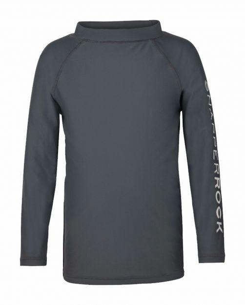 Snapper-Rock---UPF50+-Langarm--Shirt-grau