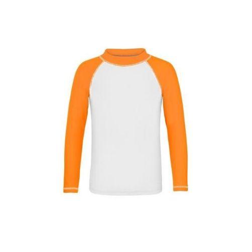 Snapper-Rock---UPF50+-Langarm--Shirt-neon-orange-
