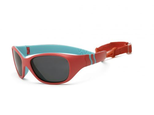 Real-Kids-Shades---UV-Sonnenbrille-für-Kinder---Pink/Türkis