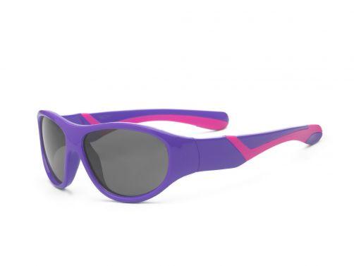 Real-Kids-Shades---UV-Sonnenbrille-für-Kinder---Violett-/-Pink