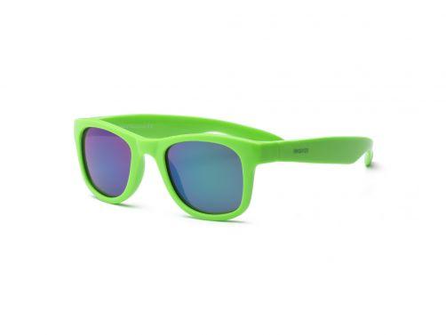 Real-Kids-Shades---UV-Sonnenbrille-für-Kinder---Surf---Neon-Grün