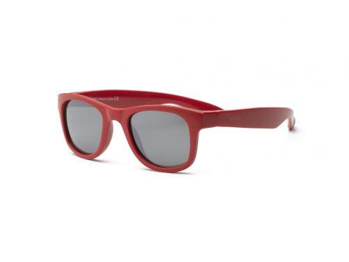 Real-Kids-Shades---UV-Sonnenbrille-für-Kinder---Surf---Rot