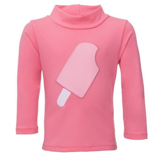 Petit-Crabe---UV-Shirt-Langärmlig---Wassereis---Pink