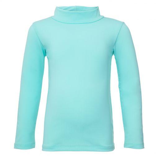 Petit-Crabe---UV-Shirt-Langärmlig---Delfin---Mint