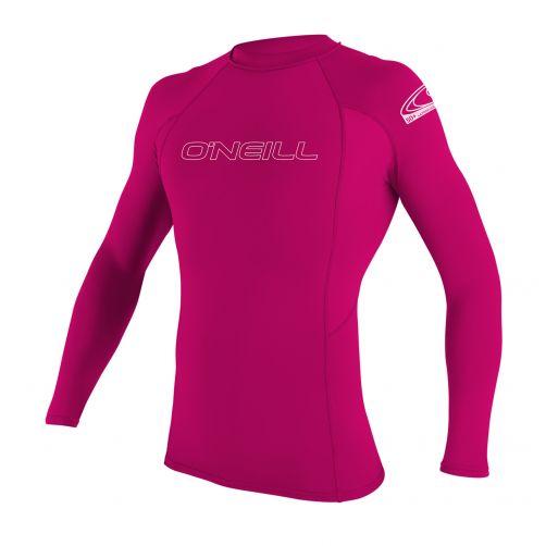 O'Neill---Kinder-UV-Shirt---Performance-fit-langärmlig---pink