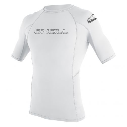 O'Neill---UV-Shirt-für-Herren---Kurzarm---Weiß