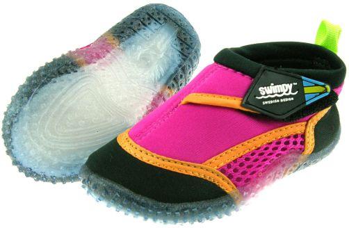 Swimpy---UV-Badeschuhe-in-pink