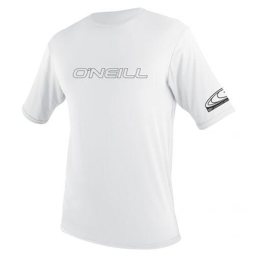 O'Neill---Kinder-UV-Shirt---Slim-Fit-kurzärmlig---Weiß