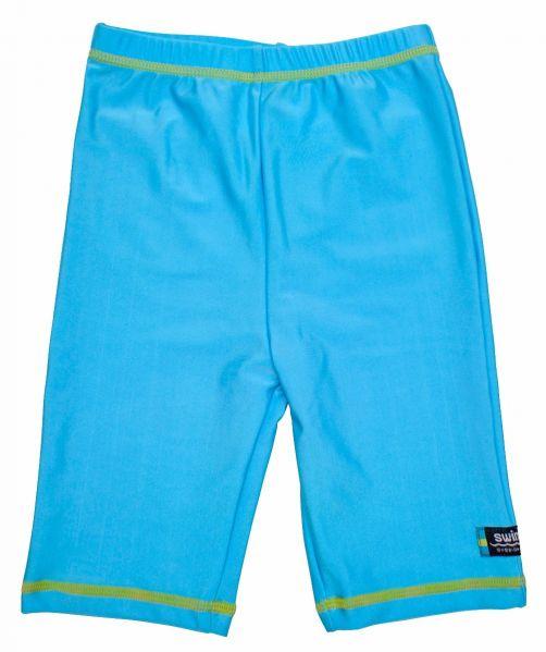 Swimpy---UV-Badeshorts---Türkis