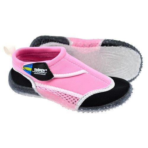 Swimpy---UV-Badeschuhe-in-rosa