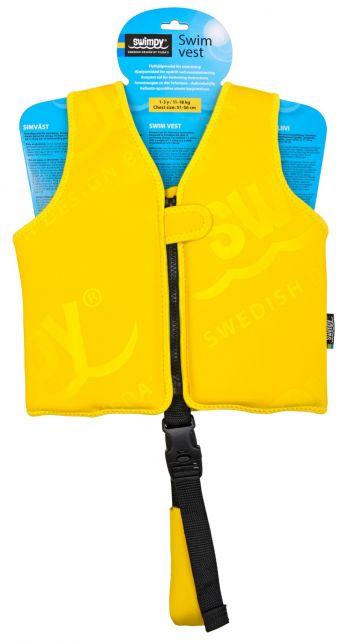 Swimpy---Schwimmweste-für-Kinder-3-6-Jahre---Gelb