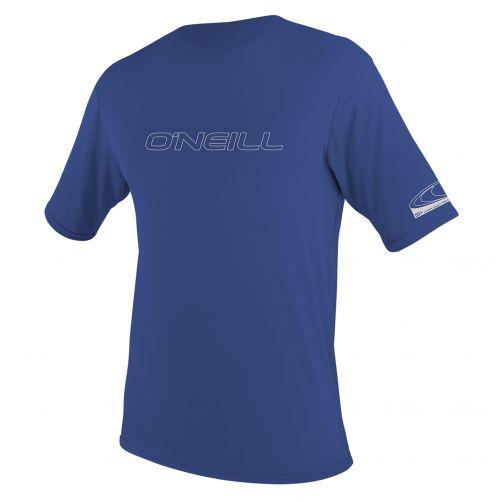 O'Neill---UV-Shirt-für-Herren---Kurzarm---blau-Pacific