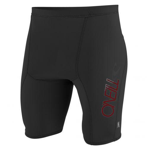O'Neill---UV-Badeshorts-für-Herren---Premium-Skins---Schwarz
