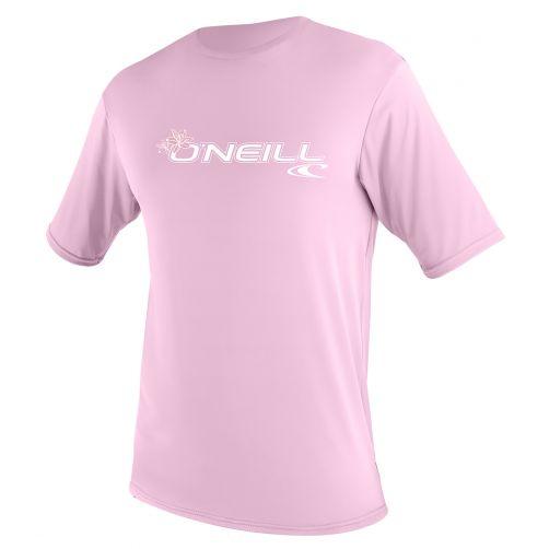 O'Neill---UV-Shirt-für-Kleinkinder---Kurzarm---Pink