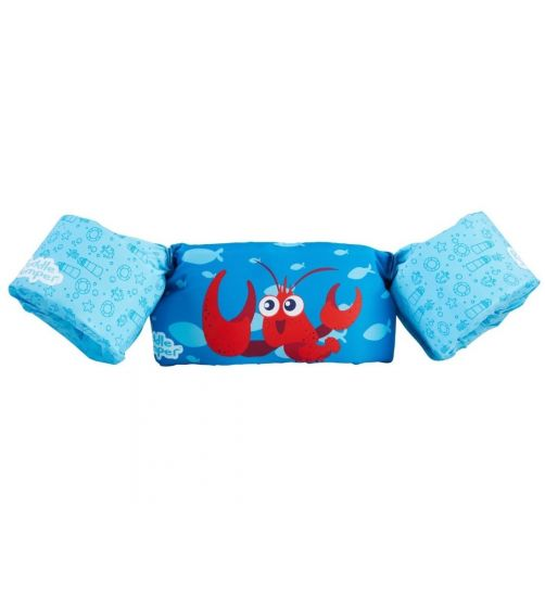 Puddle-Jumpers---Größenverstellbare-Schwimmflügel---Hummer---Blau
