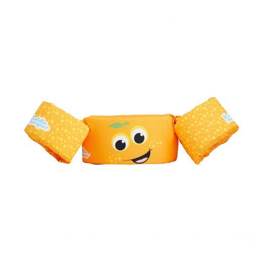 Puddle-Jumpers---Größenverstellbare-Schwimmflügel---Orange