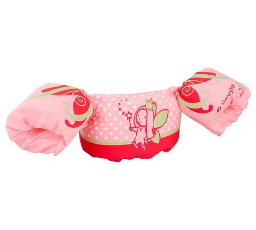 Puddle-Jumpers---Größenverstellbare-Schwimmflügel-Fee---Rosa