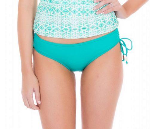 Cabana-Life---UV-Schutz-Bikinihose-für-Damen---Türkis