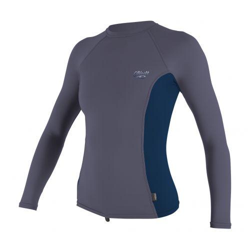 O'Neill---Damen-UV-Shirt---Langarm---Dusk-/-Abyss