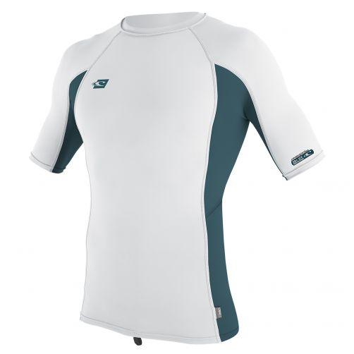O'Neill---UV-Shirt-für-Herren---Kurzarm---mehrfarbig