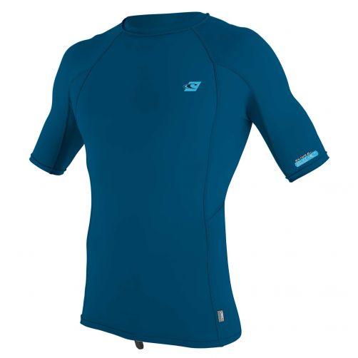 O'Neill---UV-Shirt-für-Herren---kurzärmlig---Premium-Rash---Blau
