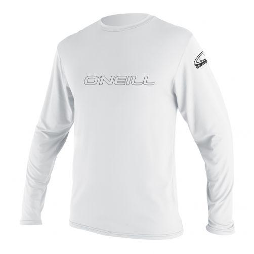 O'Neill---Kinder-UV-Shirt---Slim-Fit-langärmlig---Weiß