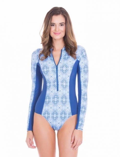 Cabana-Life---UV-Schutz-Uni-Suit---Blau/Weiss