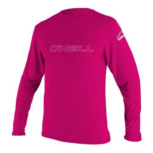 O'Neill---Kinder-UV-Shirt---Slim-Fit-langärmlig---Pink