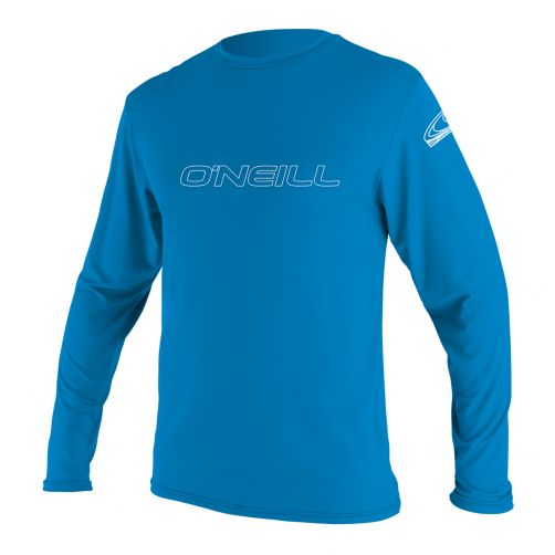 O'Neill---Kinder-UV-Shirt---Slim-Fit-langärmlig---Blau