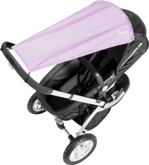 Playshoes---Sonnensegel-für-den-Kinderwagen---Lila