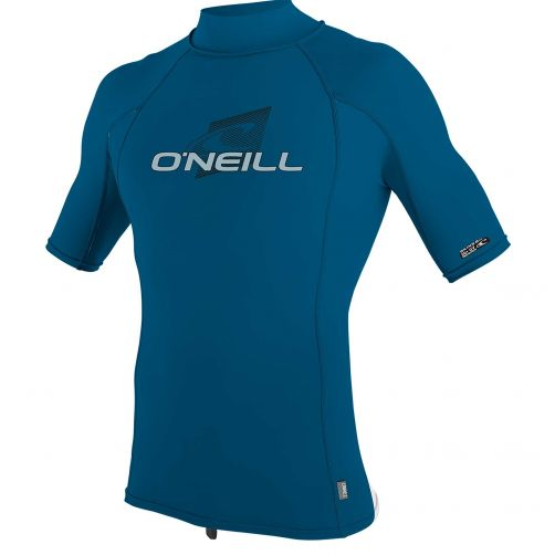 O'Neill---UV-Shirt-für-Herren-mit-Rollenhalsausschnitt---Premium-Rash---Blau