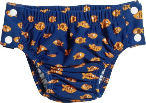 Playshoes---UV-Schwimmwindel-für-Jungen---Fische---Blau