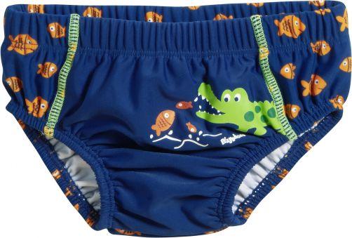 Playshoes---UV-Schwimmwindel-für-Jungen---Krokodil---Blau