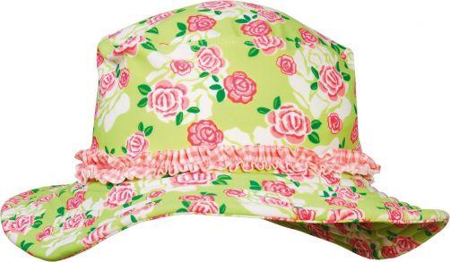 Playshoes---UV-Schutz-Sonnenhütchen-für-Kinder---Rosen